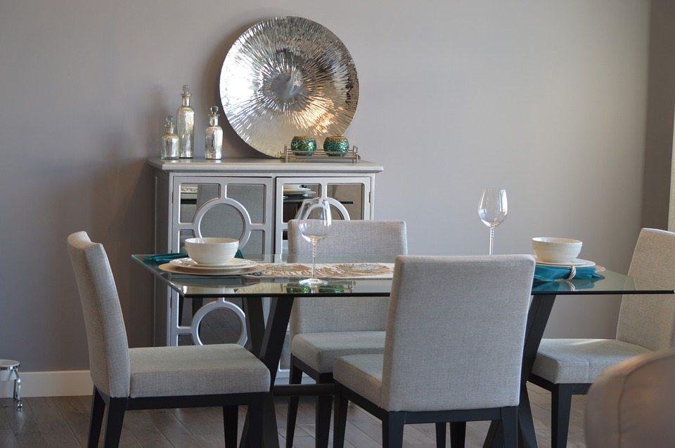 Sala da pranzo piccola: le idee per arredarla e farla ...