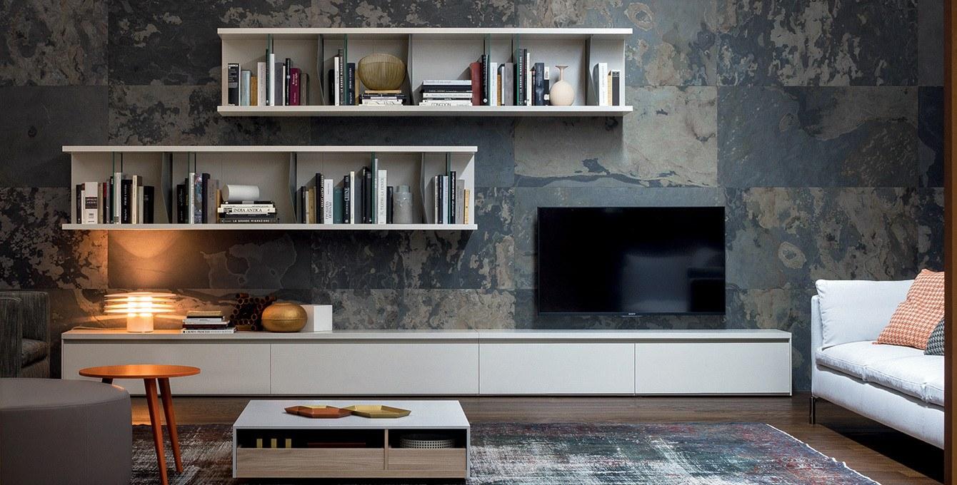 Come scegliere una parete attrezzata per il soggiorno ...