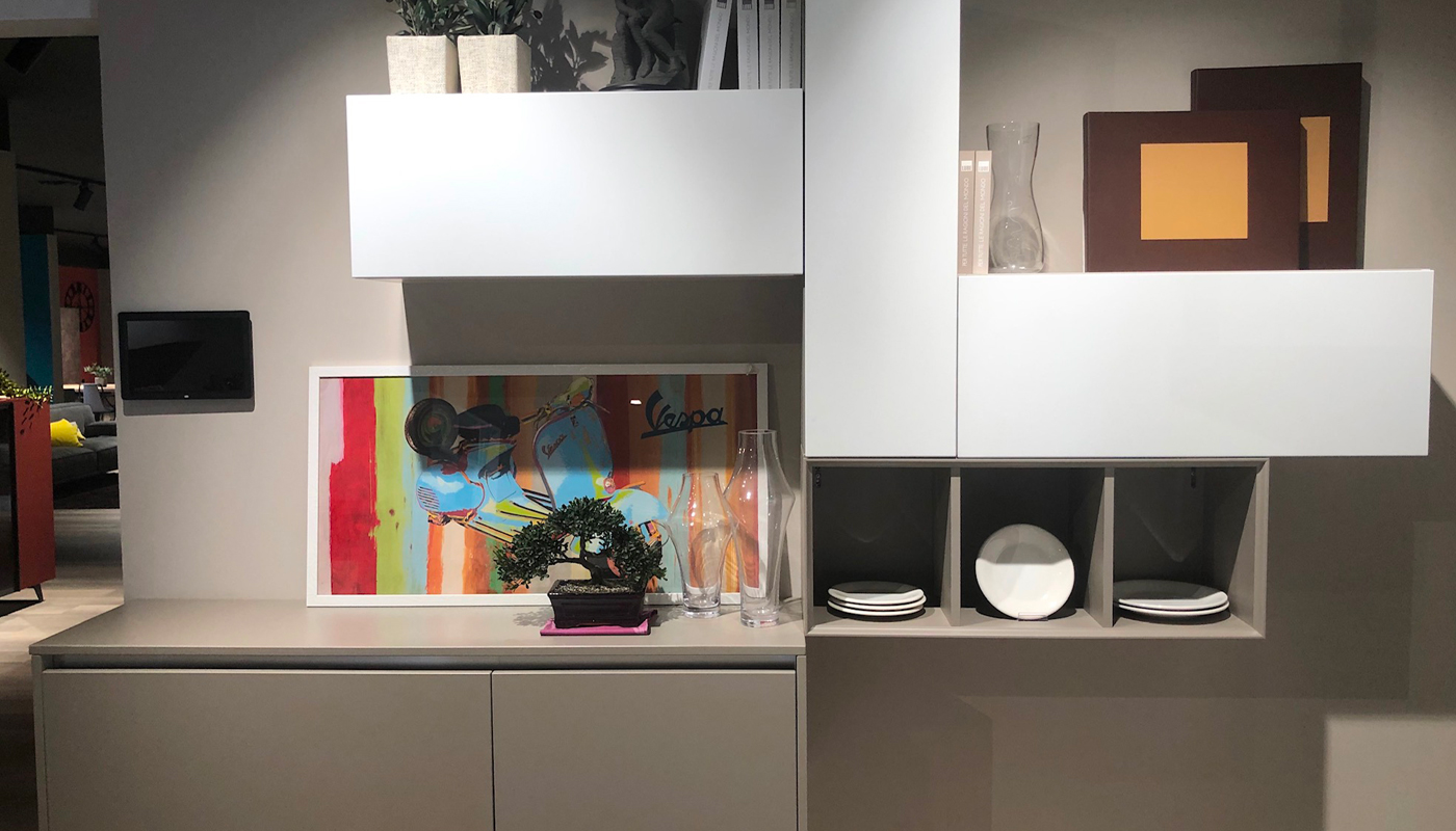 Soggiorno Lube - Pianeta Casa - Arredamento Milano