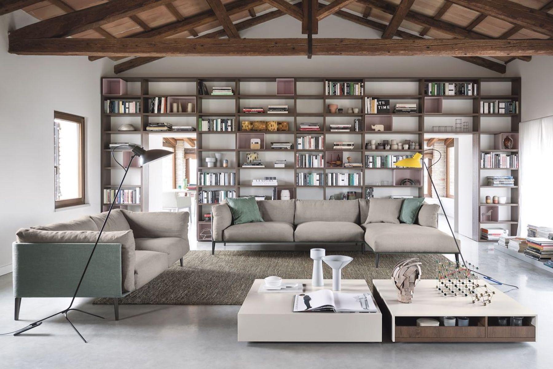 Arredamento Di Design librerie di design, come impreziosire il proprio arredo